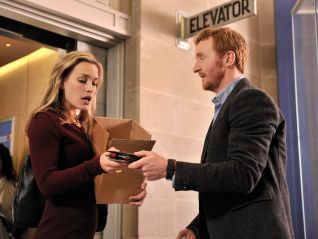 Covert Affairs: What's the Frequency, Kenneth?