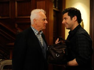 Psych: Shawn Rescues Darth Vader