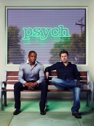 Psych [TV Series]