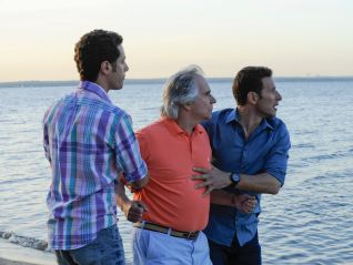 Royal Pains: The Shaw/Hank Redemption