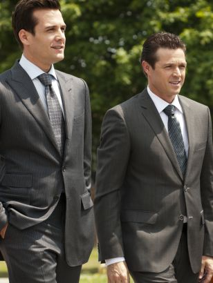 Suits: Undefeated