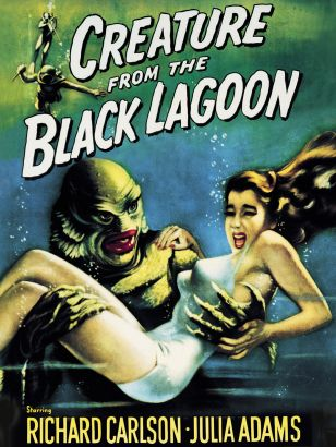 Creature from the Black Lagoon (1954) - Jack Arnold ...