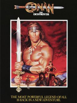 Conan the destroyer [videorecording]