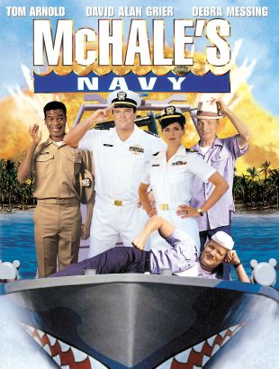 McHale's Navy (1997) - Trailers, Reviews, Synopsis, Showtimes and Cast