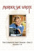 Murder, She Wrote: Season 01