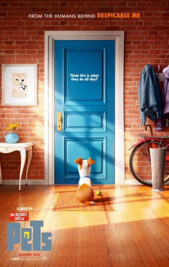 The secret life of pets / Illumination Entertainment &#59; written by Brian Lynch, Cinco Paul, Ken Daurio &#59; directed by Chris Renaud, Yarrow Chene