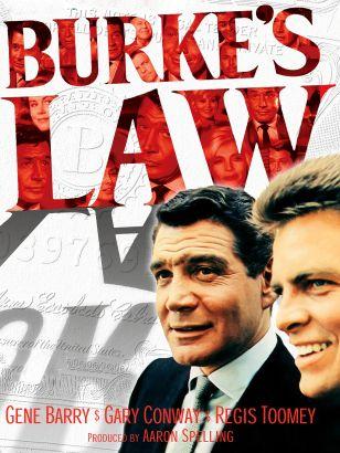 Burke's Law [TV Series]