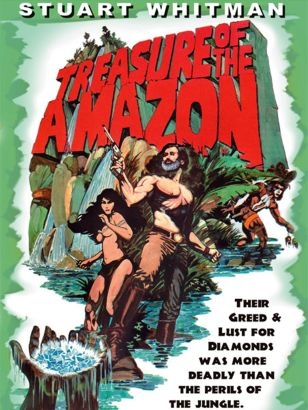 The Treasure of the Amazon
