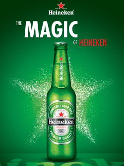 The Magic of Heineken