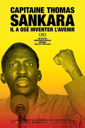 Capitaine Thomas Sankara - Archives de la révolution au Burkina Faso