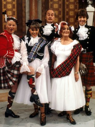 Are You Being Served?: Roots?
