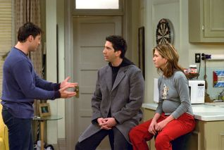 Friends: The One With the Secret Closet
