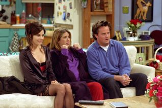 Friends: The One With the Birthing Video