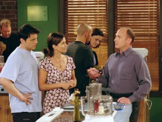 Friends: The One with the Cooking Class
