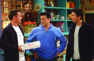 Friends: The One With the Male Nanny