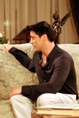 Friends: The One With Joey's New Brain