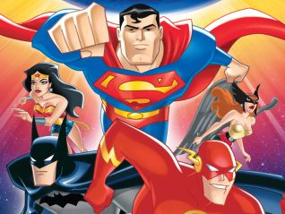 Justice League [Animated TV Series]