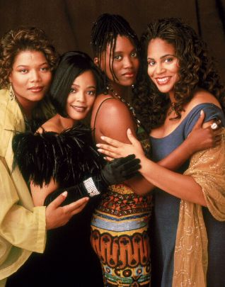 Living Single [TV Series]