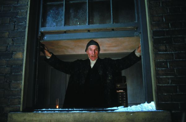 A Christmas Carol - Patrick Stewart 1999 - video dailymotion