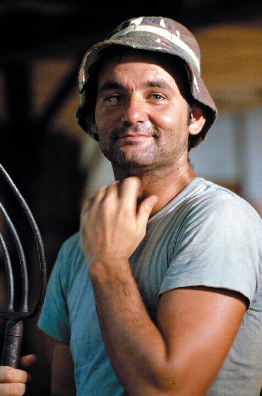 Young Bill Murray Caddyshack Caddyshack (1980) - Ha...