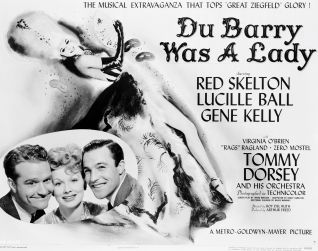 Du Barry Was a Lady