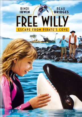 Free Willy collection [videorecording]