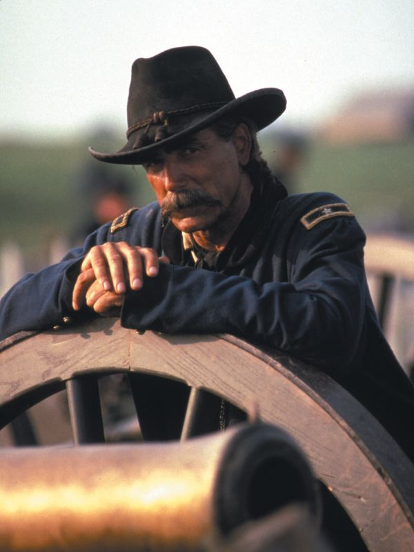 a review of gettysburg an epic war film by ronald f maxwell Ronald f maxwell cast  american film began if gettysburg is not  among the generals of the civil war instead he emerges at film's end as a.