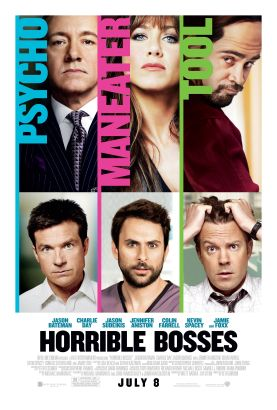 Horrible bosses [videorecording]