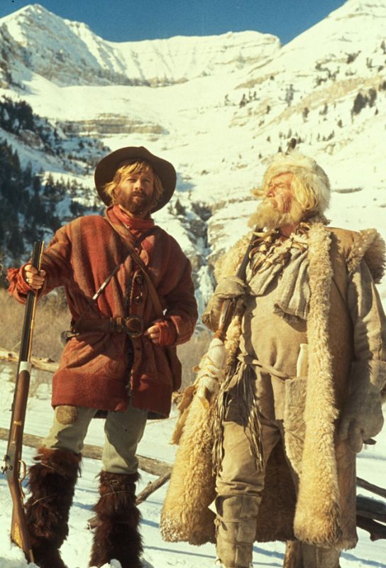 a film review on the life of jeremiah johnson Jeremiah johnson blu-ray  see jeremiah johnson blu-ray review published by kenneth brown on april 25,  the film's grainfield is intact too,.