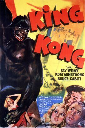 film review king kong 1933 The 1933 king kong remains the definitive version of this classic hollywood story for a movie that relies so heavily on special effects it's ironic that the best version is the oldest compared to the 1976 remake and most especially the 2005 peter jackson behemoth the technology available in 1933 is laughably prehistoric.