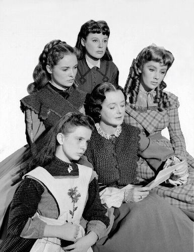 a biographical interpretation of little women Americans recently added 'little women' by louisa may alcott a personal biography have to give them a careful read to find the meaning.