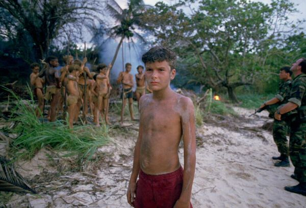 an overview of the group of british boys in the novel lord of the flies by william golding Lord of the flies is a 1963 british drama film, based on william golding's novel of the same name about 30 schoolboys who are marooned on an island where they become savages a group of british schoolboys.