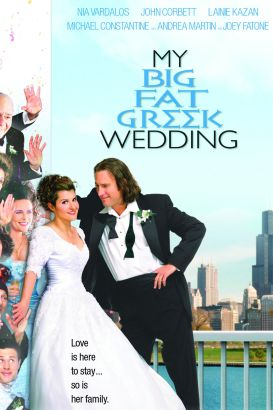 My big fat Greek wedding / Gold Circle Films presents in association with Home Box Office and MPH Entertainment, a Playtone Picture &#59; produced by