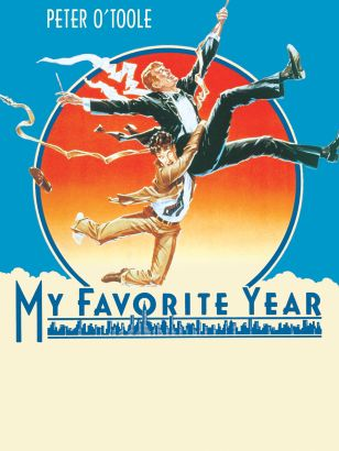 My favorite year / Metro-Goldwyn-Mayer presents a Brooksfilm Limited and Michael Gruskoff production &#59; screenplay by Norman Steinberg and Dennis P