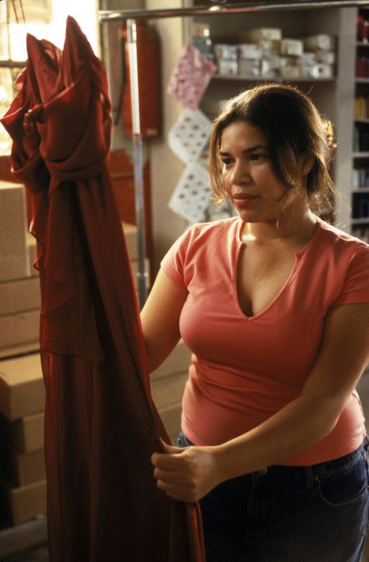 the comedy film real women have curves Looking back at the release of real women have curves is bittersweet the film, which was released 15 years ago, is a landmark in us latino storytelling, especially.