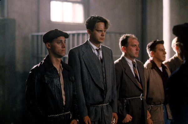 an overview of the movie the shawshank redemption In the shawshank redemption, our main character is andy dufresne who has just been the business world in this movie at times is portrayed as negative.