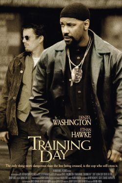 realism in the movie training day I don't think that situation was realistic at all the premise of training day was silly to begin with alonzo harris was supposedly the lieutenant in charge of a narcotics unit police lieutenants rarely take an active role in investigations or operations.