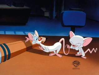 Pinky and the Brain [Animated TV Series]