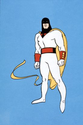 Space Ghost and Dino Boy [Animated TV Series]