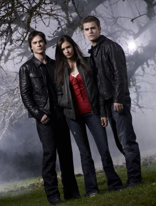 The Vampire Diaries: Season 01