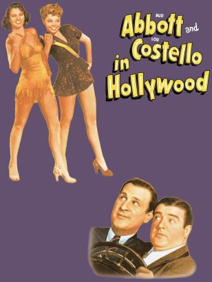 Abbott and Costello in Hollywood