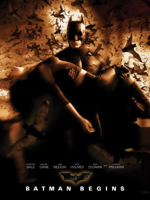 Batman begins [videorecording]