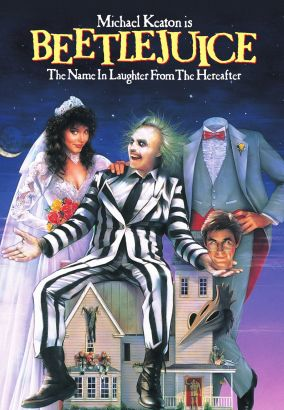 Beetle Juice / the Geffen Company presents a Tim Burton film &#59; story by Michael McDowell & Larry Wilson &#59; screenplay by Michael McDowell and W