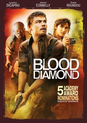 synopsis blood diamond He knows a diamond like this is a once-in-a-lifetime find--valuable enough to be his ticket out of africa and away from the cycle of violence and corruption in which he has been a willing player.