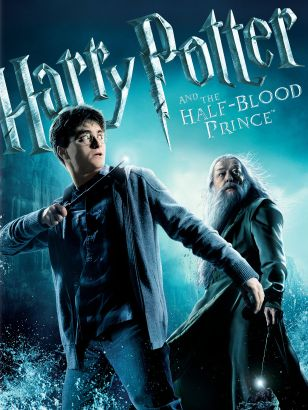 book review for harry potter and the half blood prince