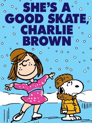 She's a Good Skate, Charlie Brown