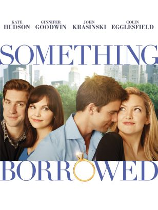 Something borrowed [videorecording (DVD)] / Alcon Entertainment presents &#59; produced by Hilary Swank ... [et al.] &#59; screenplay by Jennie Snyder