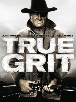 True grit / Paramount Pictures presents &#59; a Hal Wallis production &#59; directed by Henry Hathaway &#59; screenplay by Marguerite Roberts &#59; Jo
