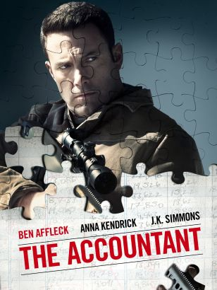 The accountant / An Electric City Entertainment / Zero Gravity Management production &#59; written by Bill Dubuque &#59; produced by Mark Williams and