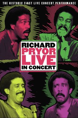 Richard Pryor: Live in Concert
